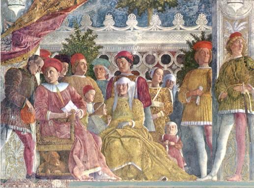 MILANO, MANTOVA , FERRARA : Beatrice, Isabella and Lucrezia, undisputed sovereigns of the epoch.